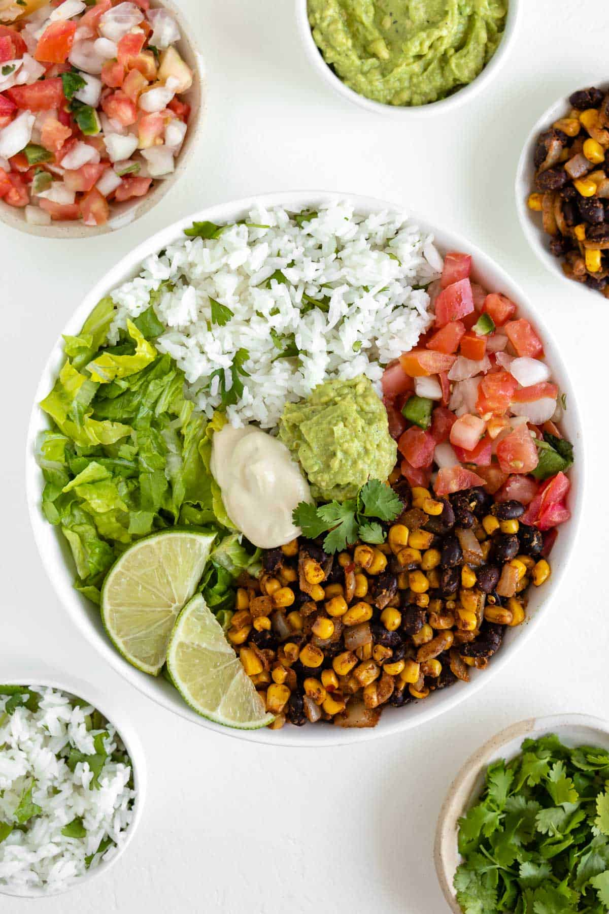 Vegan Burrito Bowl Purely Kaylie