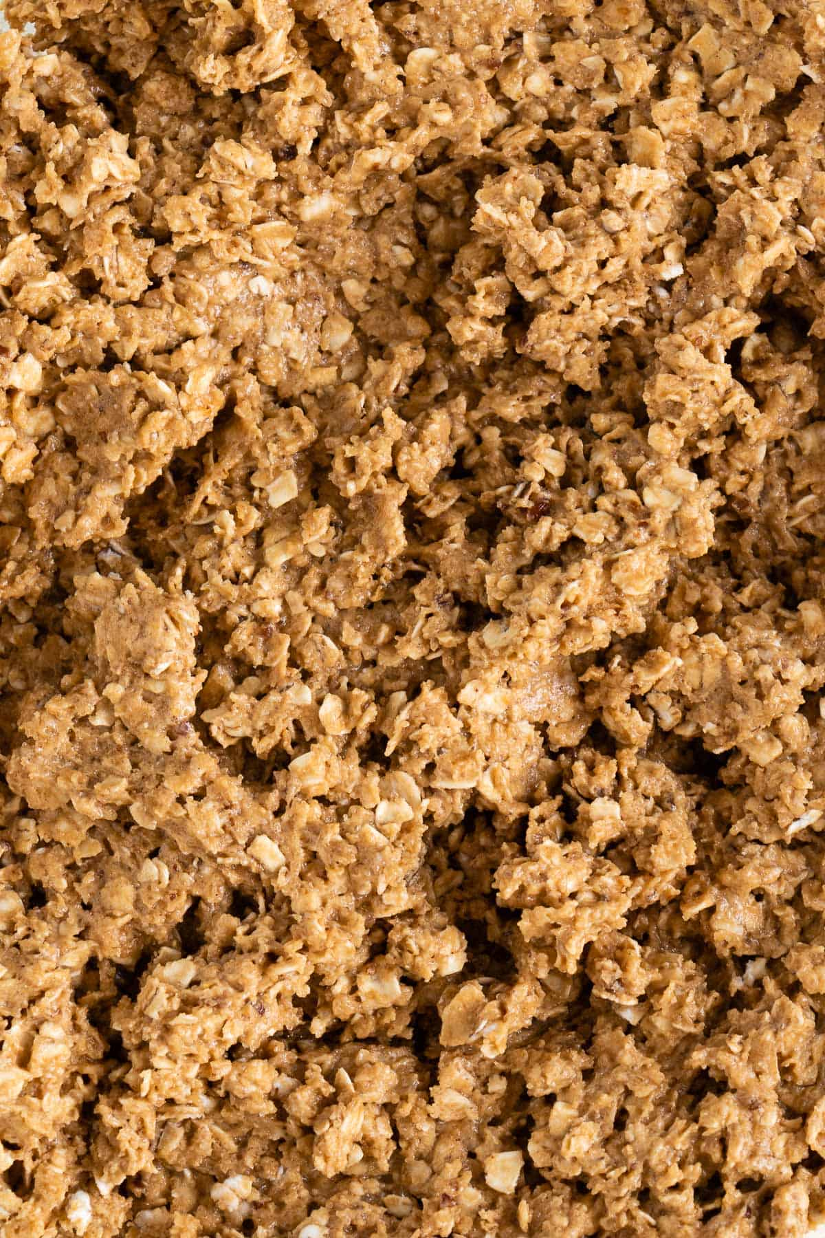 vegan oatmeal cookie dough
